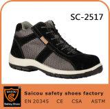 Schoenen Sc-2517 van de Veiligheid van de Laarzen van het Werk van de Industrie van Automobike