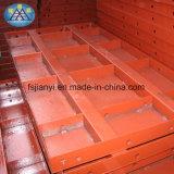 경량 알루미늄 금속 비계 걷는 판자