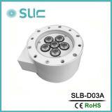 IP65 12W de iluminación de Leds para exteriores (SLD-D03A)