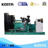 60kVA 48kwの連続的な力のYuchaiのディーゼル発電機の無声および開いたタイプ