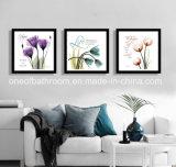 Fotos de la flor para la decoración del colgante de pared