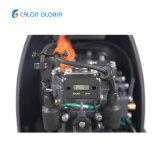 Motor externo da cópia do curso 15HP Yamahas de Calon Gloria 2/motor do barco, motor externo não usado da alta qualidade