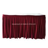 La Tabella copre il pannello esterno rettangolare poco costoso della Tabella per la cerimonia nuziale di banchetto