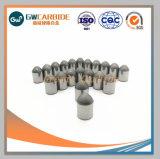 Botón de perforación de carburo sólido Bits para fundición de acero