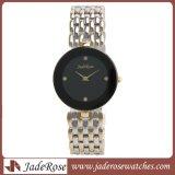 Estilo de moda en caliente de la mujer relojes analógicos, la banda de acero Relojes de Pulsera, reloj dama