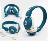 Низкая цена Custom складные проводные наушники