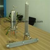 5 10 20 30 40 pulgadas Ss escogen el cárter del filtro del vaso del cartucho para el sistema del RO