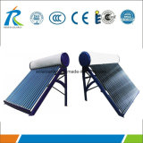150Lコンパクトな非圧力Keymarkの証明書が付いている太陽給湯装置