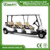 Heißer Verkaufs-neue 6 Sitzelektrische Golf-Autos