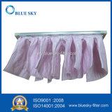 Filtro de polvo de Nonwoven Bag con eficiencia F7