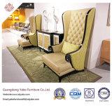 Muebles superiores del hotel para del pasillo la silla de salón de la parte posterior arriba (HL-1-5)