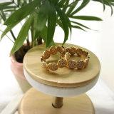 형식 돌 보석 지르코니아 핑거 한 쌍 반지 를 위한
