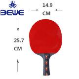 2018 Nouvelle usine de vendre d'alimentation professionnel Raquette de Tennis de Table d'étoiles personnalisé