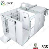 급속 냉동 냉장실, 찬 룸, 저온 저장, 냉각장치