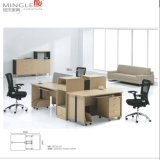 4 places Factory personnaliser CEO Bureau Table ergonomique