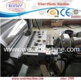 Полоса края PVC хорошего качества делая машину с разрезая машиной
