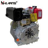 構築機械(HR178F)によって特色になるキー溝シャフトが付いているディーゼル機関