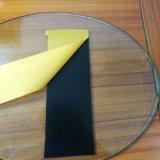 80 micrones de sombreado de color negro con cinta de poliéster de Pet como transportista