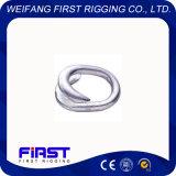Стальное материальное электрическое гальванизированное цепное соединение ремонта/цепное соединение внапуска для цепи