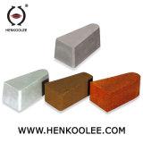 大理石のための小さい三角形の混合物の研摩剤