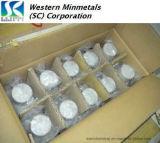Antimonio 5N 6N 7N de la pureza elevada en la MINMETALS occidental