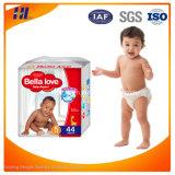 Couches-culottes somnolentes remplaçables de bébé du marché sud-américain