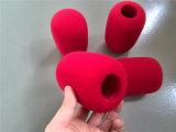 Logo flocage Windproof Microphone éponges couvrent l'éponge de pare-brise