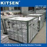 Caja de hormigón monolítico asequible sistema de encofrado de aluminio