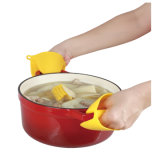 Перчатка печи силикона Resisitant жары для выпечки пользы кухни и BBQ