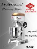 ケーキのベーキングのための60L産業専門の惑星のミキサー