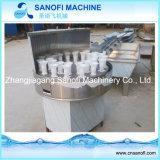 De halfautomatische Borstelende Reinigingsmachine van de Wasmachine van de Fles