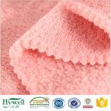 Panno morbido di corallo lavorato a maglia