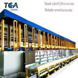 Le levage vertical de la galvanoplastie Ligne de production de la galvanoplastie/placage nickel chromé/Placage de zinc