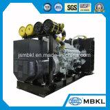 550kw/688kVA 물에 의하여 냉각되는 Multi-Cylinder 상해 미츠비시 AC 삼상 디젤 엔진 발전기 S6r2 Pta C