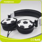 Conception bandeau stéréo pour casque de football pour téléphone mobile ordinateur