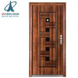 Alarma de puerta antirrobo puerta de acero de China utiliza el precio de la puerta exterior Malasia