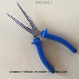 """8 """" pinze lunghe della punta con la maniglia blu elegante"""