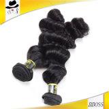 Cheveux humains de Remy de cheveu de Brazilan de pente d'Aaaaaaa