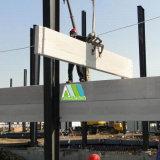 Lightweight-Solid corta-fogo dos painéis de parede de concreto composto para o Prédio de partição TUV certificada