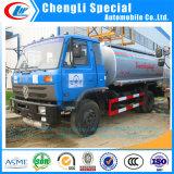 유조선 트럭 석유 탱크 트럭 연료 탱크 트럭 Refueler 유조 트럭이 Dongfeng에 의하여 190p 16m3 급유한다