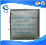 Best Price를 가진 나트륨 Metabisulphite/Sodium Metabisulfite Good Quality