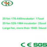 Incubator Shares Circle Fan for Uniform Cool Temperature Fan