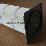 Cartucho antiestático del filtro de aire para el aspirador industrial