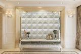2017 Shell de água doce Mãe de mosaico de Pearl Mosaic para a decoração de paredes
