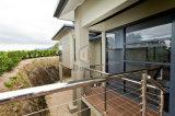 Pasamano/barandilla del cable del acero inoxidable para el balcón y las escaleras