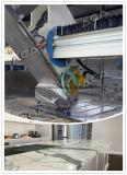 Chinesische CNC-Brücke sah drahtloses Fernsteuerungs der Maschinen-Xzqq625A