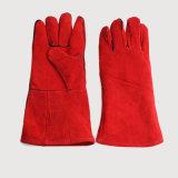 Handschoenen voor het lassen van cowhaan voor slijtvast en niet-slip