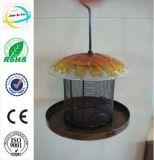De Voeder van de Vogel van het metaal voor de Decoratie van het Huis en van de Tuin