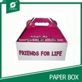 A dos aguas Packaging Diseño de la caja (FP7050)