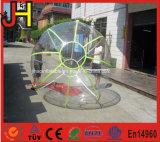 Bola inflable del agua de la bola del agua de la bola del agua del PVC que recorre